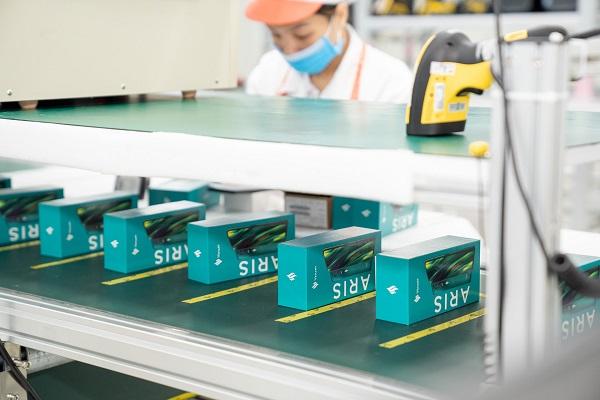 Vsmart Aris là một trong các mẫu điện thoại nằm trong kế hoạch xuất khẩu sang Mỹ của VinSmart