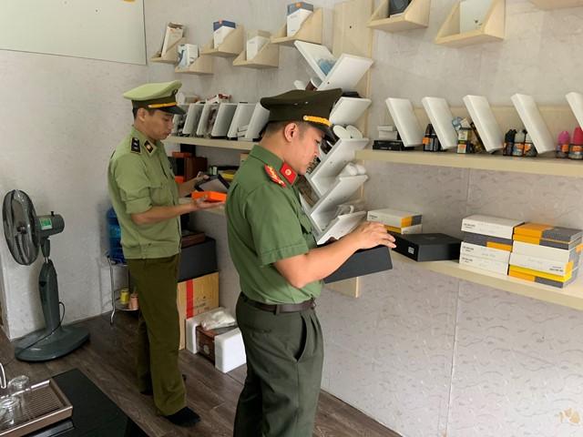 Lực lượng chức năng kiểm tra, xử lý vi phạm trong hoạt động TMĐT