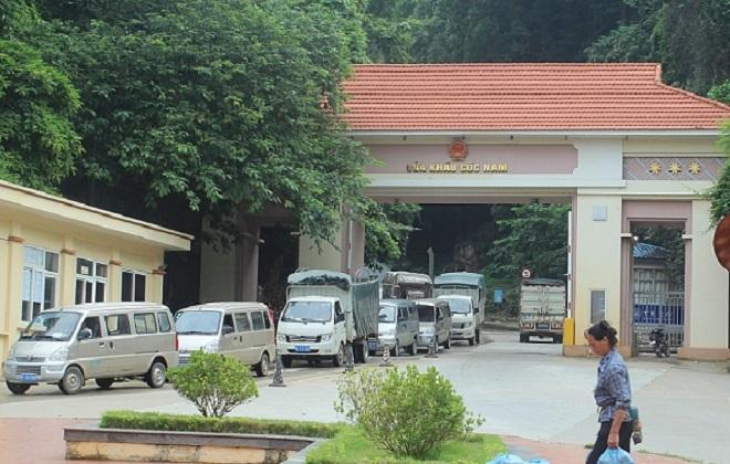 Lạng Sơn: Thúc đẩy xuất nhập khẩu hàng hoá qua cửa khẩu Cốc Nam