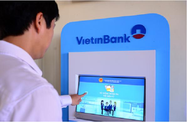 Ứng dụng công nghệ thông tin tạo thuận lợi cho người dân và doanh nghiệp sử dụng dịch vụ ngân hàng