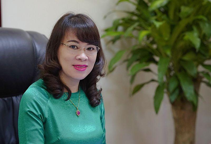 Bà Nguyễn Thị Mai - Giám đốc Sở VHTT&DL Thái Nguyên - Trưởng Ban tổ chức địa phương