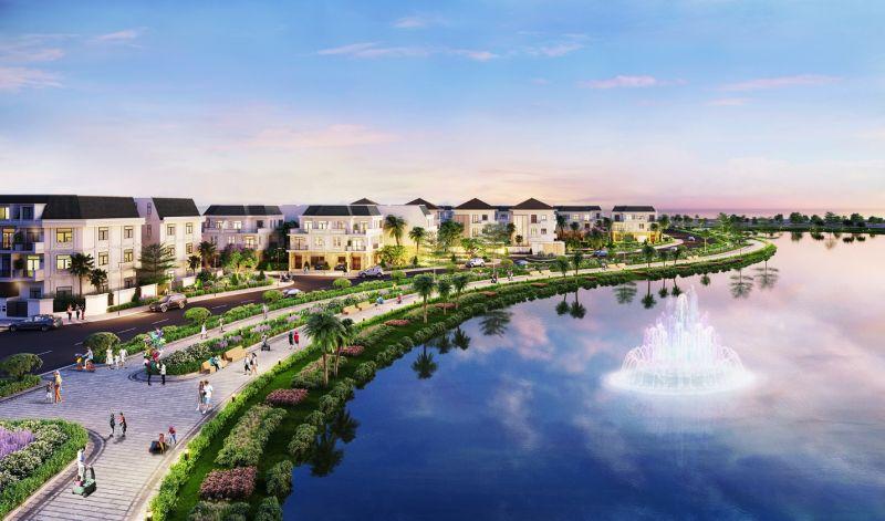 Những khu đô thị khép kín đa dạng tiện ích và giàu mảng xanh có nhiều lợi thế phát triển ở Vũng Tàu. (Ảnh: Property X)
