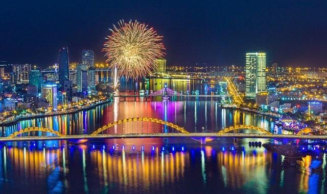 """chương trình """"Lễ hội Đà Nẵng - Chào năm mới 2021""""."""
