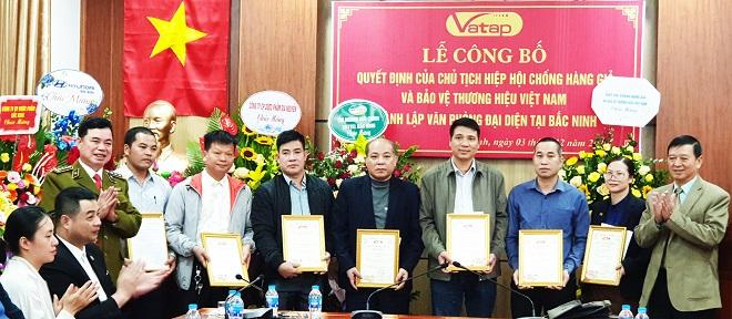 Hiệp hội VATAP đã tổ chức kết nạp 17 hội viên là những doanh nghiệp đang hoạt động trên địa bàn tỉnh Bắc Ninh