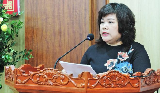 Tổng thư ký Hiệp hội VATAP, Trần Hương Giang công bố Quyết định thành lập Văn phòng đại diện tại Bắc Ninh