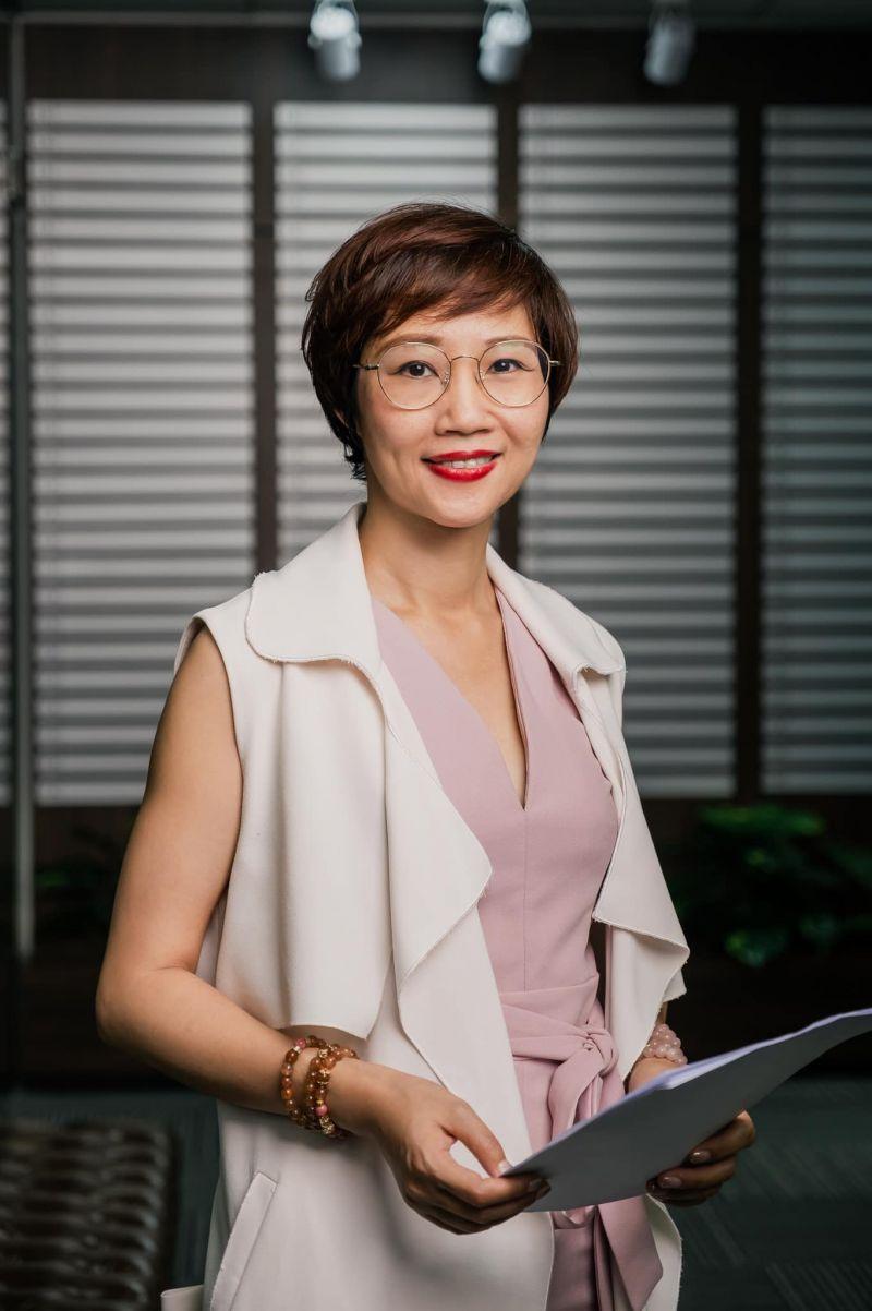 Bà Đặng Thanh Vân - sáng lập Thanhs