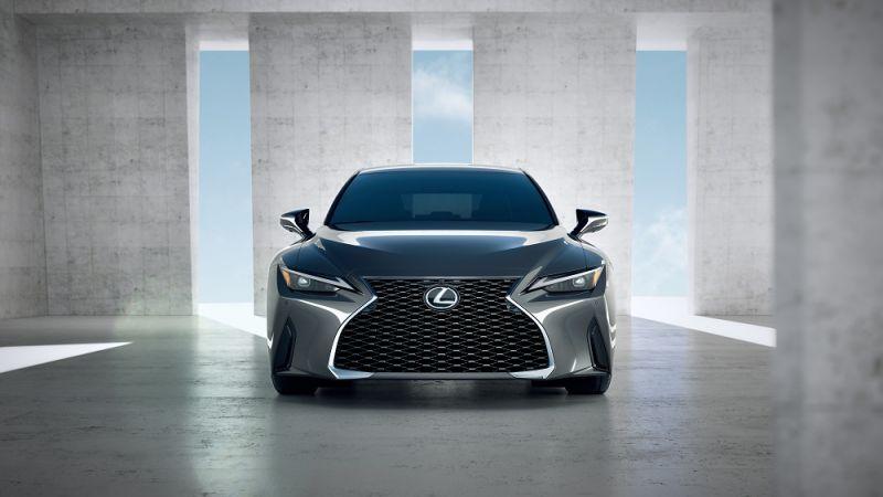 Lexus IS sắp ra mắt tại Việt Nam