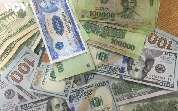 Đồng USD xuống mức thấp nhất 2 năm