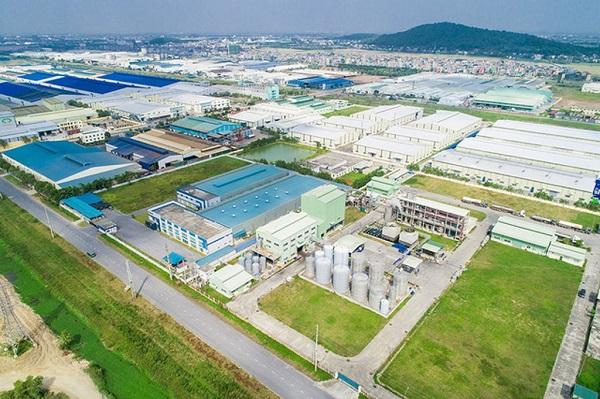 Bất động sản công nghiệp có sự tăng trưởng rõ rệt trong năm 2020