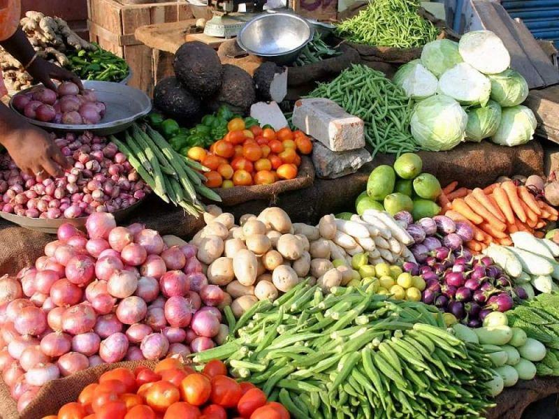 Giá rau củ tăng nhẹ tại các chợ dân sinh