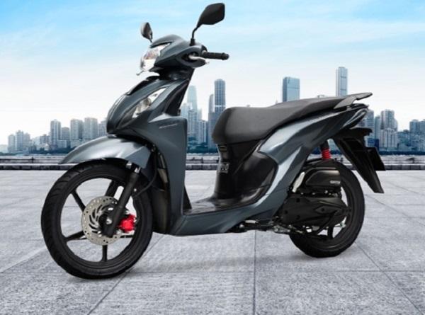 Honda Vision phiên bản mới nhất