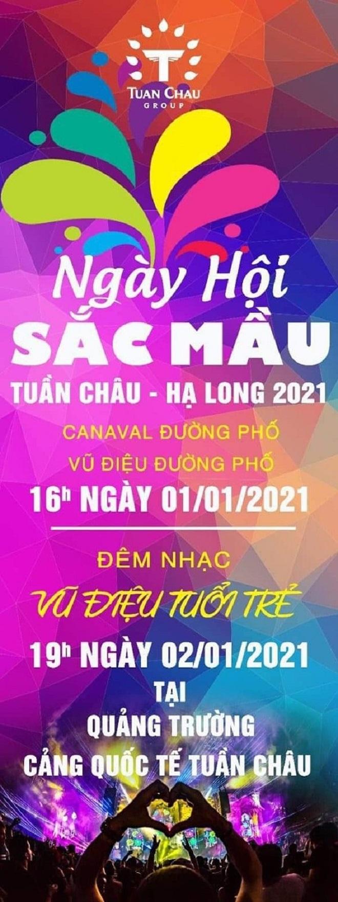 Lễ hội đường phố mùa Đông Tuần Châu - Hạ Long: Kích cầu du lịch nội địa