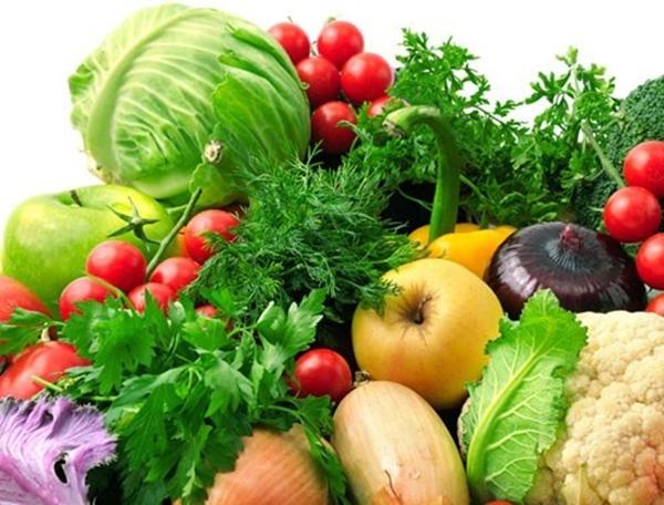 Xuất khẩu rau quả thu về trên 3,41 tỷ USD (Ảnh minh họa)