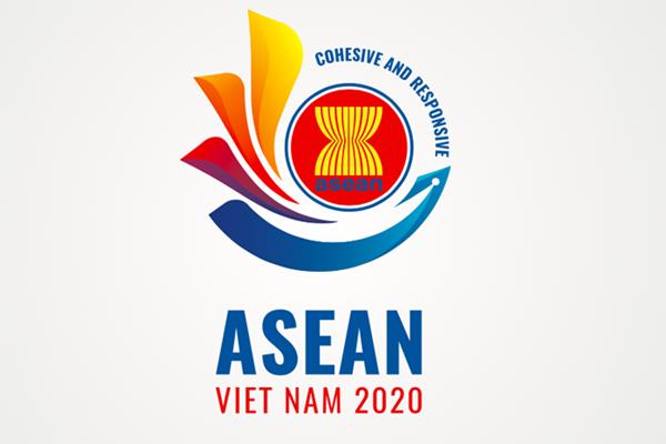 Logo năm ASEAN 2020 (Ảnh Bộ VH-TT&DL)