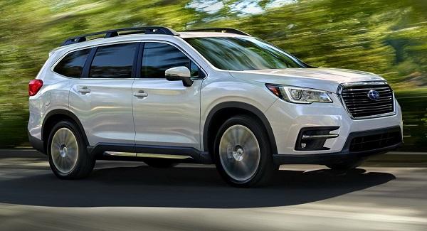 Subaru Forester 2019 bị triệu hồi do lỗi hụt hơi khi đang chạy