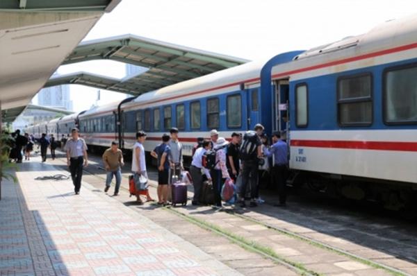 Từ 10h, ngày 7/1 ngành đường sắt tiếp tục mở bán thêm 3.000 vé tàu