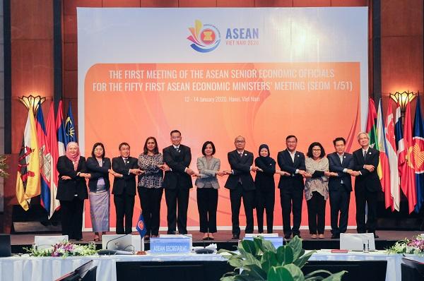 Hội nghị các Quan chức Kinh tế Cao cấp ASEAN lần thứ nhất