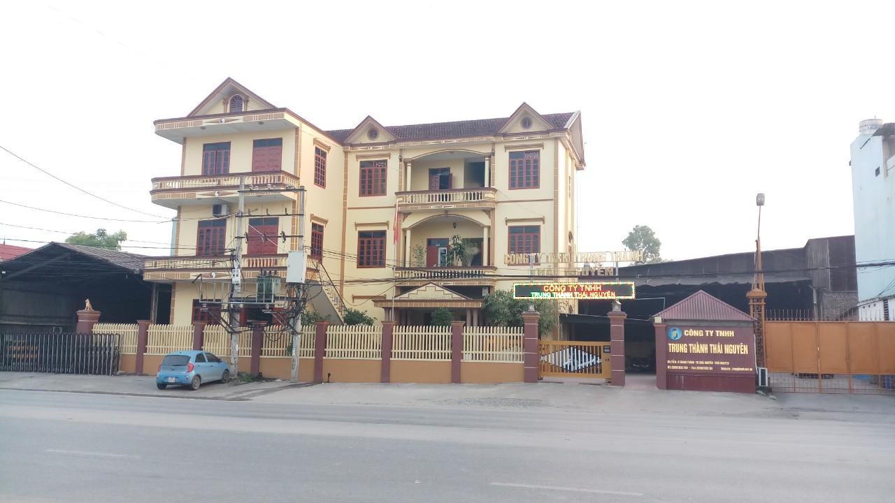 Công ty TNHH Trung Thành Thái Nguyên