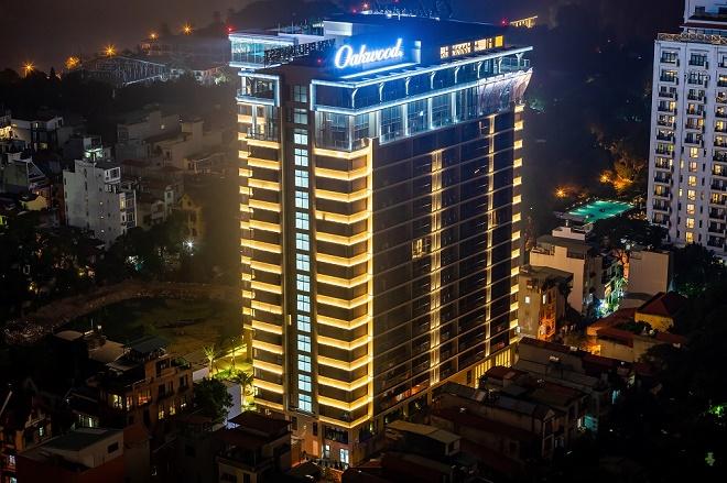 Dự án Oakwood Residence Ha Noi của chủ đầu tư Văn Phú – Invest