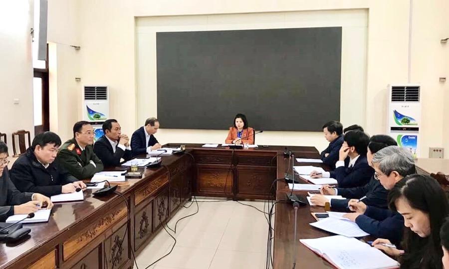 Học sinh toàn tỉnh Bắc Ninh nghỉ học từ ngày 04/02 đến hết tuần.
