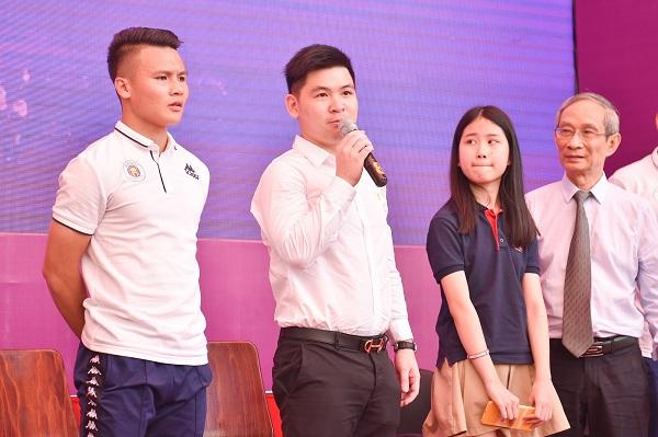 Ông Đỗ Vinh Quang, Trưởng BTC chương trình Strong Vietnam chia sẻ.