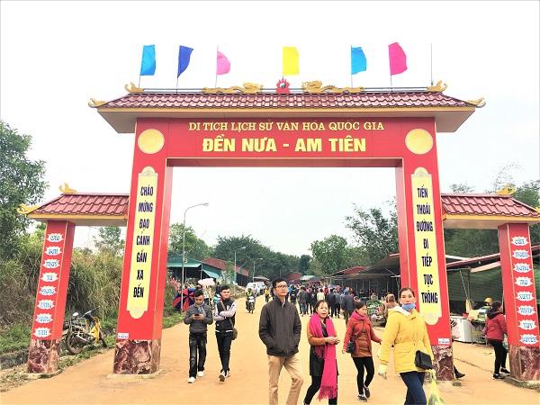 Lễ hội Đền Nưa – Am Tiên một trong những lễ hội nổi tiếng của xứ Thanh