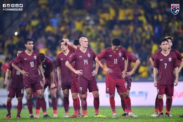 ĐT Thái Lan đứng trước nguy cơ bị FIFA trừng phạt