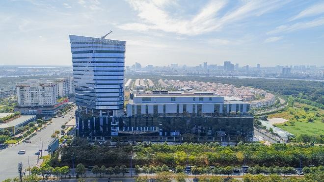 Socar Mall đang được hoàn thiện, dự kiến khai trương vào Quý 4, 2020.