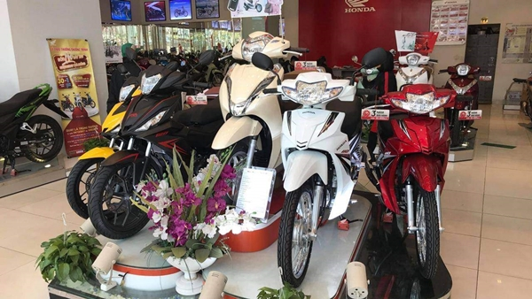 Nhiều mẫu Honda có giá bán lẻ thấp hơn giá đề xuất (Ảnh minh họa)