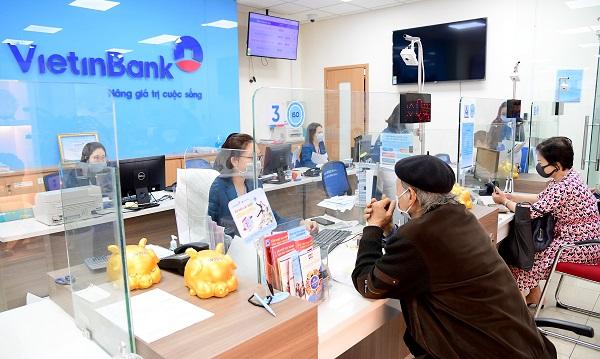 VietinBank tích cực phòng chống dịch và chia sẻ khó khăn với doanh nghiệp, người dân, nền kinh tế