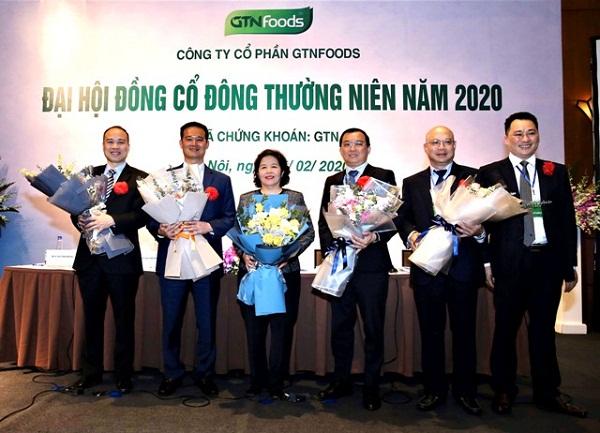 Các thành viên Hội đồng Quản trị GTN nhiệm kỳ 2020 – 2024