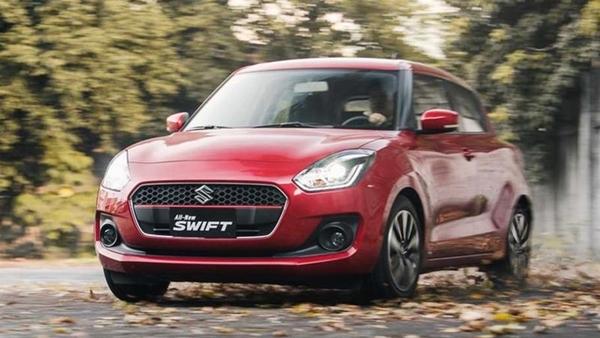 Suzuki Swift: Doanh số 1 chiếc