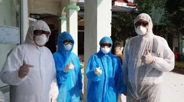 Đội ngũ y, bác sỹ tại Trung tâm Y tế Bình Xuyên và Phòng khám Đa khoa Quang Hà đã trực tiếp điều trị cho các bệnh nhân