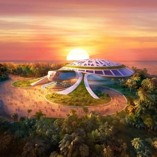 VinWonders sẽ được xây dựng theo mô hình chuỗi Công viên chủ đề (Theme Park) trên toàn quốc với quy mô và tầm sánh vai với các quần thể giải trí lớn tại Hongkong, Singapore, Nhật Bản…
