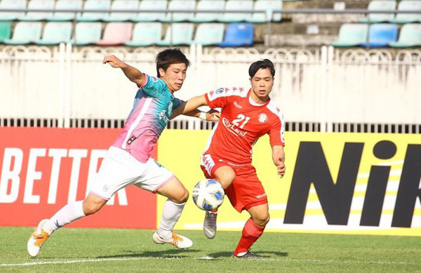 Công Phượng đã có một trận đấu rất tốt trước Yangon United