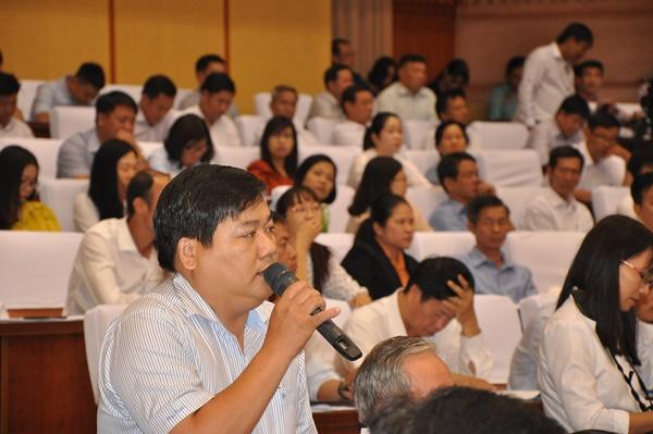 Chủ tịch UBND thị trấn Phước Hải, Long Điền
