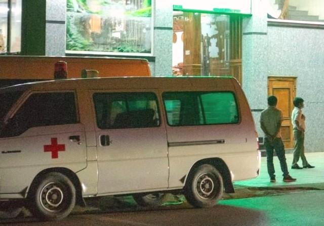Tỉnh Quảng Trị thực hiện cách ly những người đi cùng chuyến bay từ Hà Nội vào Huế với bệnh nhân Covid-19