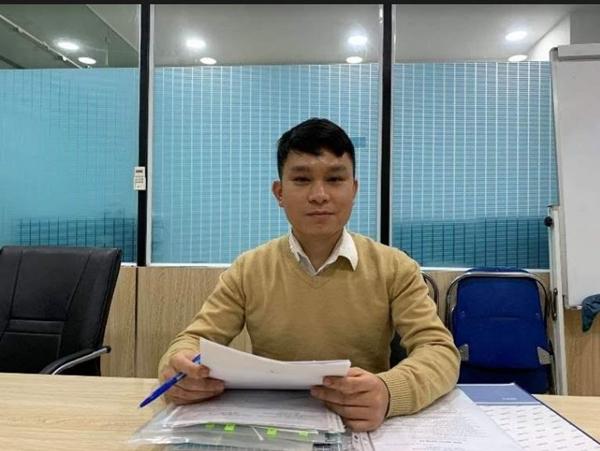 ông Đào Quang Thế - Trưởng phòng hành chính nhân sự
