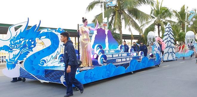 Lễ hội Carnaval mùa Đông: Ngày hội sắc màu Tuần Châu 2021