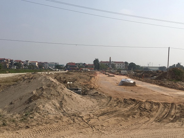 Chủ đầu tư có văn bản gửi UBND huyện Cẩm Giàng đề nghị huyện xử lý tình trạng một số đối tượng cò mồi giả danh rao bán đất dự án.