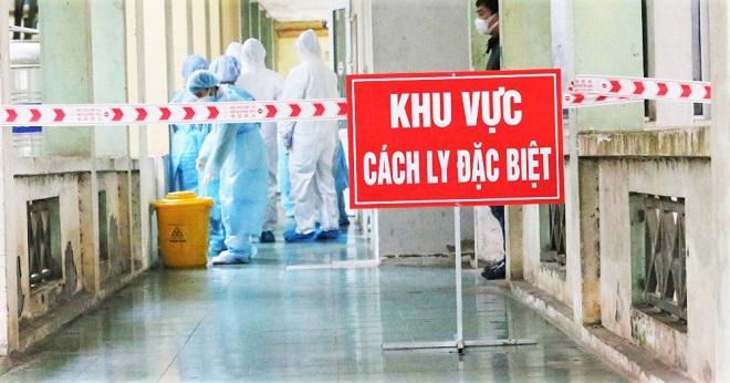 Chiều 4/1, Việt Nam ghi nhân 3 ca dương tính Covid-19 là người nhập cảnh (Ảnh minh họa)