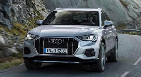 Audi Q3 bị triệu hồi ở Mỹ do bàn đạp phanh có thể bị gãy
