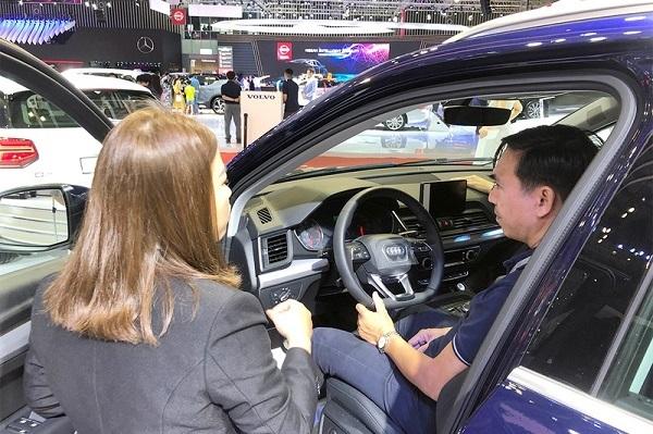 Nhiều dòng ô tô xuất xứ từ châu Âu sẽ được giảm thuế nhập khẩu khi vào Việt Nam