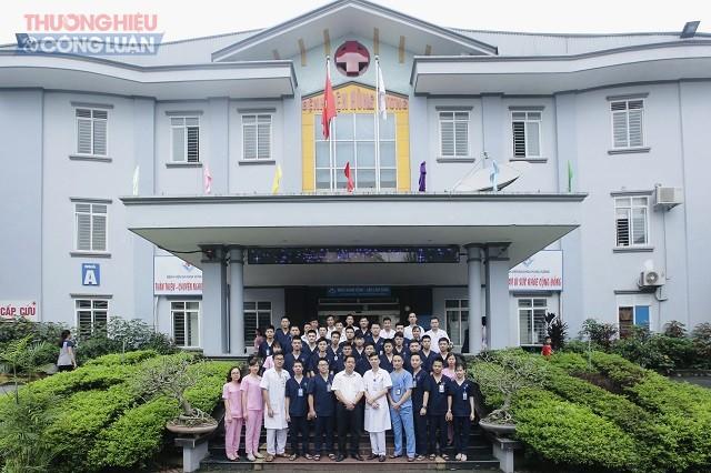 Bệnh viện Đa khoa Hùng Vương nơi người bệnh gửi trọn niềm tin