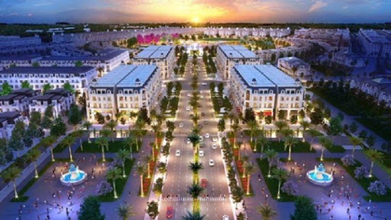Dự án Hinode Royal Park tọa lạc vị trí thủ phủ của Hoài Đức có tiềm năng tăng giá mạnh. Ảnh: TL.