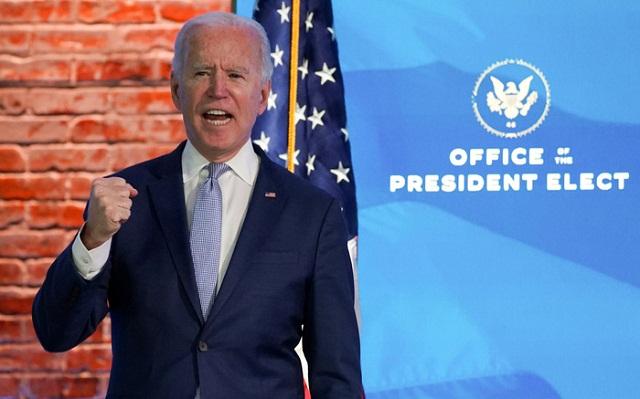 Quốc hội Hoa Kỳ xác nhận ông Joe Biden đắc cử tổng thống