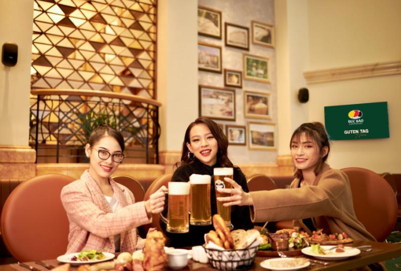 Thưởng thức những loại bia thượng hạng chỉ có thể tìm thấy tại Đức Bảo Gartenstadt