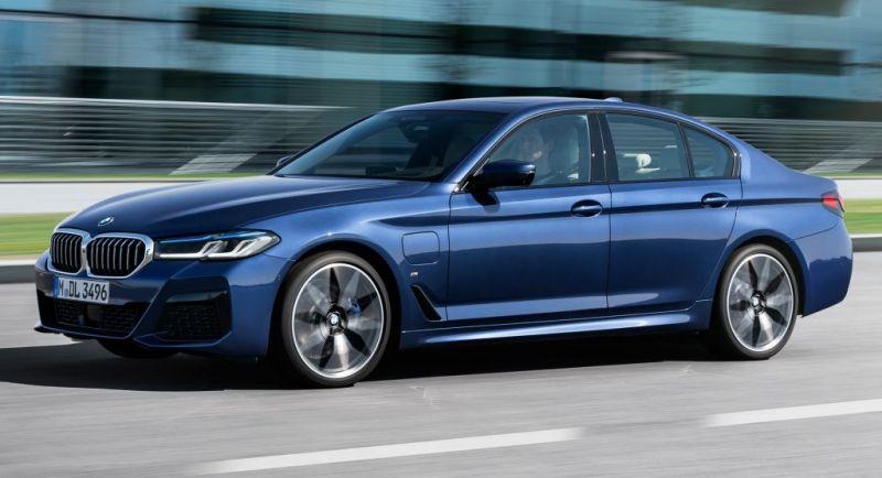 BMW giành ngôi vương phân khúc xe hạng sang tại Mỹ