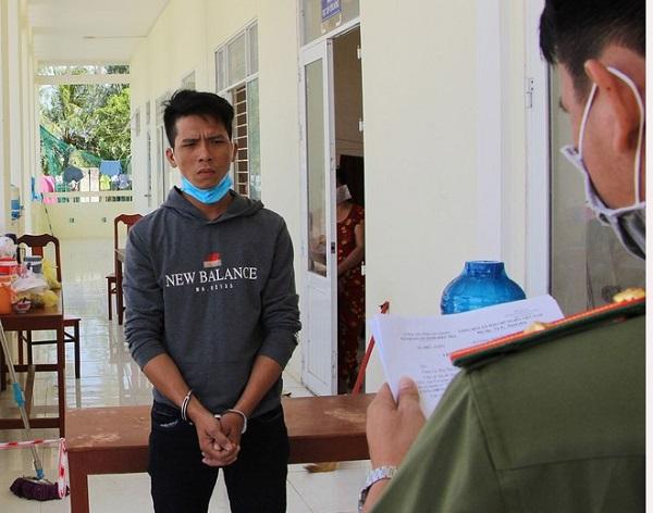 Lê Văn Dinh bị bắt tạm giam