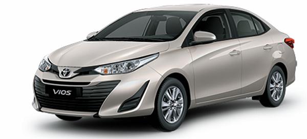 Toyota Vios bán được 4.053 chiếc